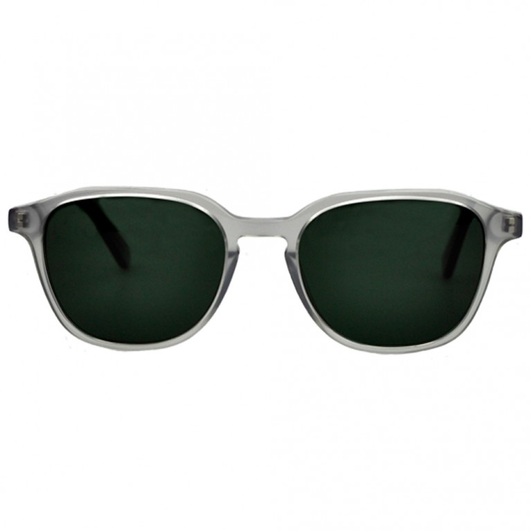 ANELLO - GREY TRANSPARENT - GREEN LENSES
