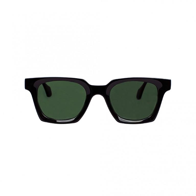 CORSARO BLACK GLOSSY-GREEN LENSES