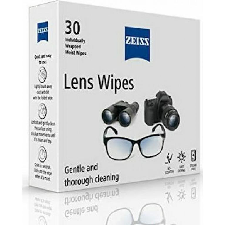 Zeiss  Μαντηλάκια Καθαρισμού Φακών - Zeiss Lens Wipes
